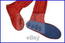 2017 Movie Spider-Man Homecoming Spiderman Civil War Cosplay Outfit Suit Costume