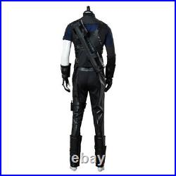 Avengers Captain America 3 Civil War Hawkeye Clinton Cosplay Costume Outfit