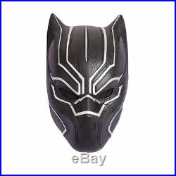 Captain America 3 Civil War Black Panther Cosplay Costume Deluxe Full Suit