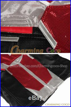 Captain America 3 Civil War Cosplay Ant-man Scott Lang Costume Halloween Outfit