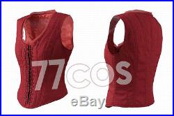 Captain America Civil War Scarlet Witch Cosplay Costume Full Set Halloween suit