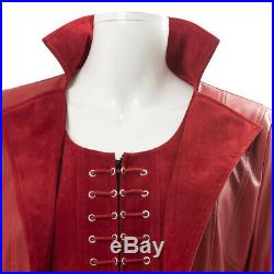 Captain America Civil War Scarlet Witch Wanda Maximoff Cosplay Costume Full Suit