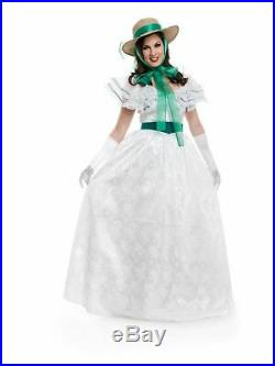 Charades Womens Southern Belle, As, Small