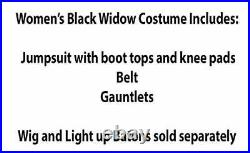 Civil War Captain America Black Widow costume adult women for the. From Japan