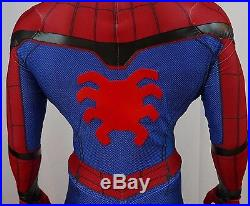 High Quality Total Upgraded The Civil War Homecoming Spider-Man 3D Logos