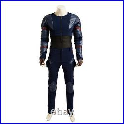 Hot Cosplay Costume Custom Size Full Suit Mask Halloween Outfit Set