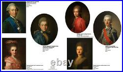 MONUMENT du COSTUME. Life paintings of the late 18th century