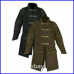 Medieval Padded Gambeson New Costume Medieval Theater Role Full Sleeve