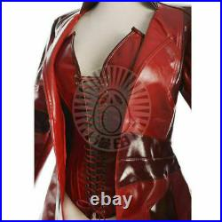 New Captain America 3 Civil War Scarlet Witch Crimson Witch Wanda cosplay suit