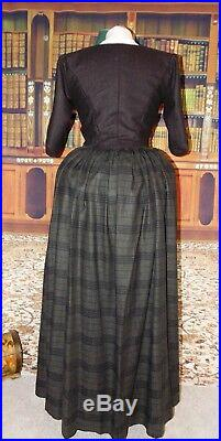 New Ladies Outlander Costume size uk 18 Victorian Steampunk 18th Century Cosplay