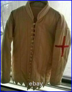 Padded Medieval Gambeson Jacket COSTUMES DRESS SCA Coat