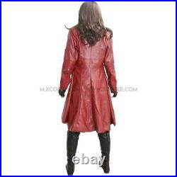 Scarlet Witch Costume From Captain America Civil War