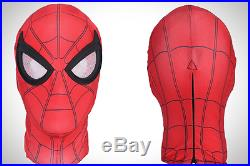 Spider-man Homecoming / CIVIL War Costume Movie Quality Replica Cosplay Suit