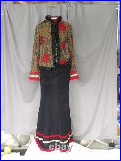 Victorian Dress Edwardian Costume Civil War Style Outfit